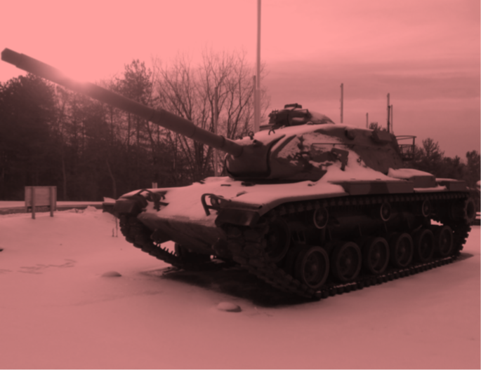 red m60